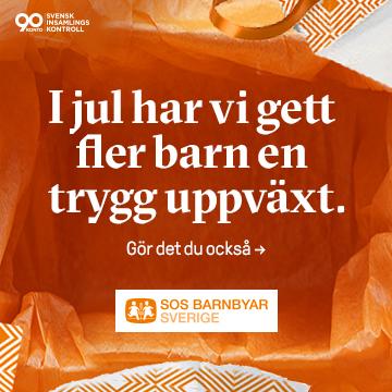 Landvetter Motor sponsrar SOS Barnbyar